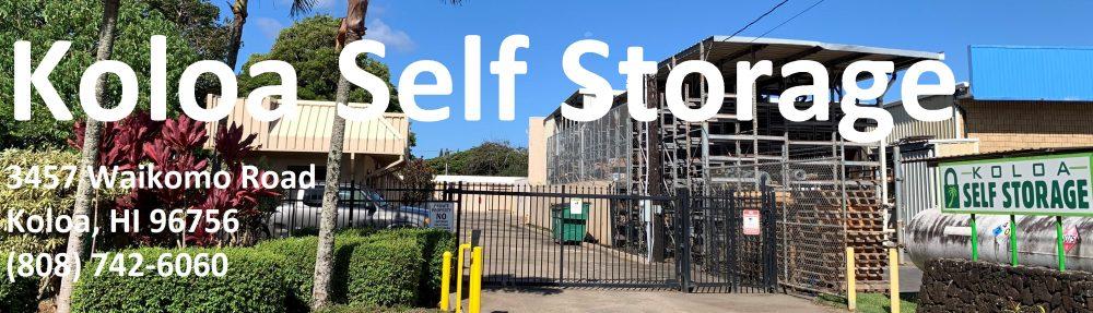 Koloa Self Storage